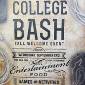 Fall Welcome Event!