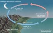 Land Breeze Diagram