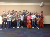 APHS Music Students