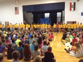 High School Student Leadership Assembly