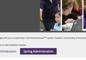 Choose Spring Administration