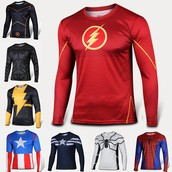 Superhéroe Camisa