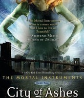 #3 - City of Ashes by Cassandra Clare