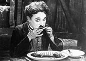 Famous performer---Charlie Chaplin