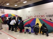 Amazing turnout for our Watchdog Dads Kickoff!