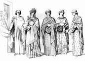 4.two statements about middle ages clothing