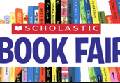 Scholastic Book Fair April 11th-14th