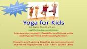 Yoga for Kids Club