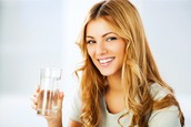 MYTH: Drinking water can help keep your skin moist