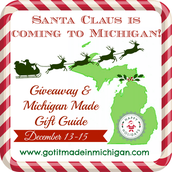 Celebrate Christmas in Michigan with these GREAT locally made Gifts!
