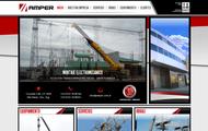 Sitio Web: Amper