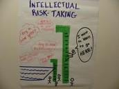 Intellectual risk