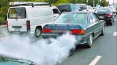 How can car pollution effect your health?