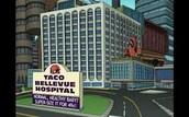 Taco Bellevue Hospital