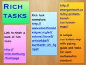 Rich Math Task