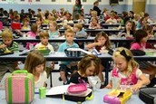 Cafeteria Teach Tos (monday & Tuesday)