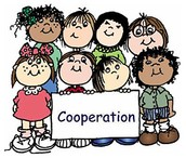 Virtue of the Week: Cooperation!