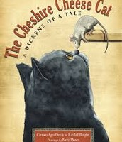 The Cheshire Cheese Cat: A Dickens of a Tale