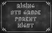 For 8th Grade Families