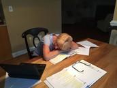 Ehausting!