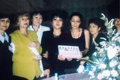 ПРЕЗЕНТАЦИЯ ПРОДУКЦИИ в Алматы 1995 год