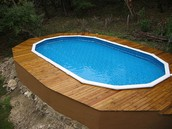 We also have the most comfortable and afortable pools and hot tubs
