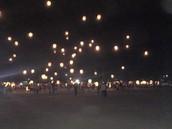 Christmas Stroll - Lantern Launch