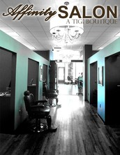 Information for Affinity Salon