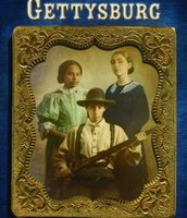 The Girls of Gettysburg by Bobbi Miller