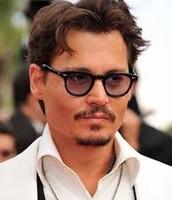 Johnny Depp was a big movie star