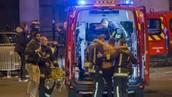 Intervención de los servicios de ambulancia