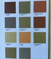 Doors - Color Palette