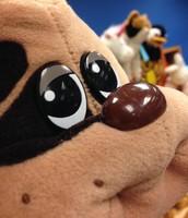 Stuffed Animal Selfie