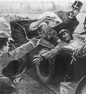 רצח פוליטי מצית מלחמה