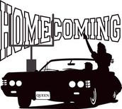 Homecoming Parade: Groups Wanted