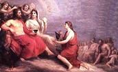 Hera with Zeus