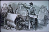 The role of women in The Northern Manufacturing in the 19th century