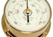 The invention of the first barometer
