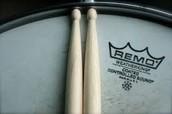 I'm a better percussionist.
