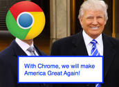 Chrome and the Donald