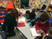 Writing Gingerbread stories
