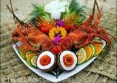 Fancy Food Dish