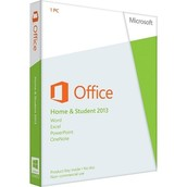 Microsoft Office Home and Student 2013 English