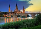 Major city in Spain: Zaragoza