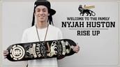 "Nyjah Huston ""The best skateboarder in the world"""