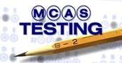 MCAS testing updates