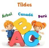 Regla Gramatical del Uso del Acento o las Tildes.