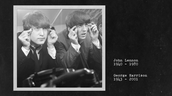 George Harrison and John Lennon were in the band and they died :(