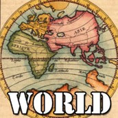 #5 History:Maps of World
