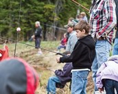 Childrens Fishing Contest